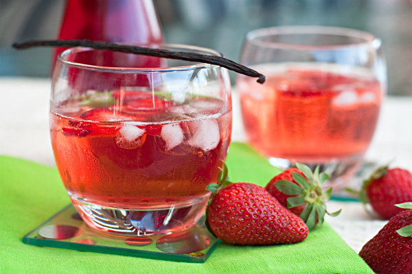 Berry Infused Vodka